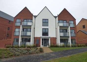 Thumbnail 2 bedroom flat to rent in Vespasian Road, Fairfields, Milton Keynes