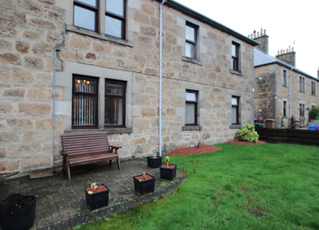 Thumbnail 3 bed flat for sale in Caroline Street, Bishopmill, Elgin