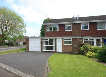 Thumbnail 3 bed semi-detached house for sale in Fakenham Croft, Harborne, West Midlands