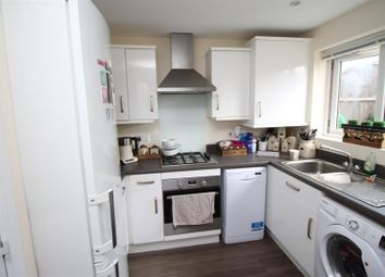 Thumbnail 3 bed town house for sale in Lancaster Way, Whitnash, Leamington Spa
