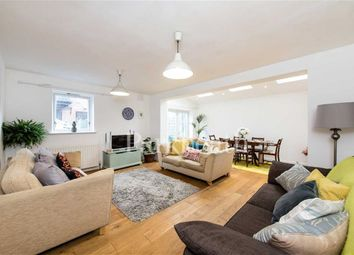 Thumbnail 3 bed mews house to rent in Minster Mews, West Hampstead, London