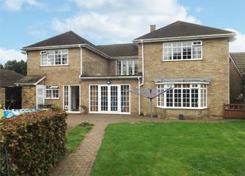 Thumbnail 5 bedroom detached house for sale in School Road, Walton Highway, Wisbech, Norfolk