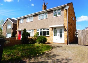 Thumbnail 3 bed semi-detached house for sale in Hope Farm Road, Great Sutton, Ellesmere Port