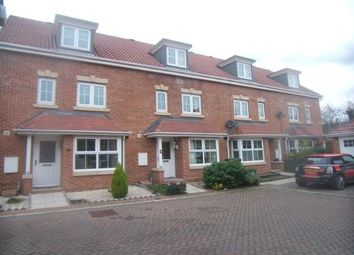 Thumbnail 4 bed town house to rent in Cherry Tree Walk, Knottingley