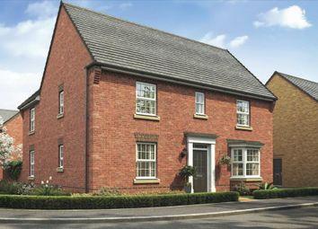 "Thumbnail 4 bedroom detached house for sale in ""Layton"" at Fen Street, Brooklands, Milton Keynes"