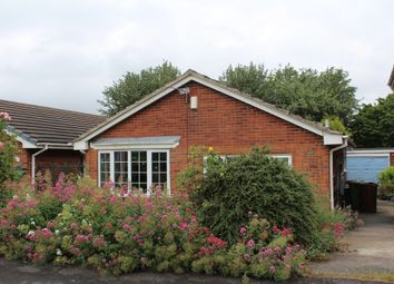 Thumbnail 2 bed detached bungalow for sale in Castlegate Drive, Pontefract