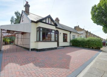 Thumbnail 3 bed semi-detached bungalow for sale in Flemming Crescent, Leigh-On-Sea
