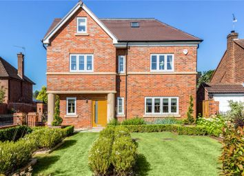 Thumbnail 5 bed detached house for sale in Green Gates, Braywick Road, Maidenhead, Berkshire