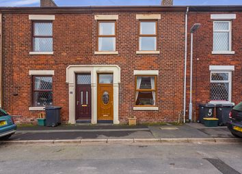 Thumbnail 3 bed terraced house for sale in Ashworth Street, Bamber Bridge, Preston