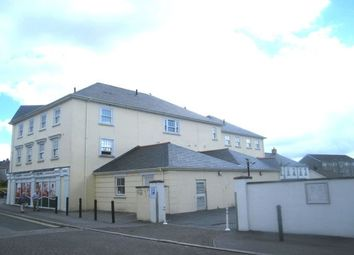 Thumbnail 2 bed flat to rent in Carlyon Road, St. Austell