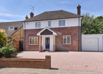 Thumbnail 4 bed detached house for sale in Walker Road, Maidenhead