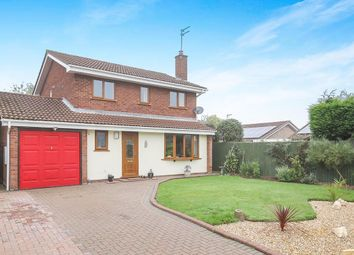 Thumbnail 4 bed detached house for sale in Vanbrugh Court, Perton, Wolverhampton