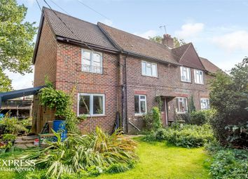Thumbnail 4 bed semi-detached house for sale in Honeycritch Lane, Froxfield, Petersfield, Hampshire