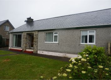 Thumbnail 3 bed detached bungalow for sale in Portmeirion, Minffordd, Penrhyndeudraeth