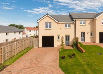 Thumbnail 3 bed semi-detached house for sale in 11 South Quarry Brae, Gorebridge