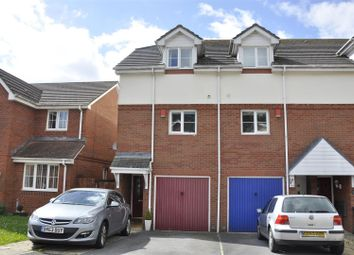Thumbnail 3 bed property for sale in Woodmans Crescent, Honiton