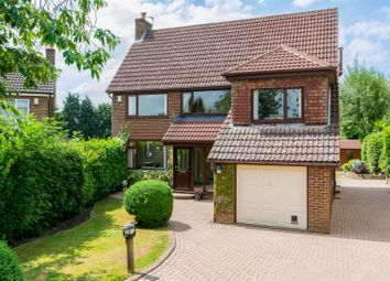 Thumbnail 4 bed detached house for sale in West End Grove, Horsforth, Leeds