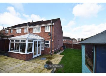 Thumbnail 3 bedroom semi-detached house to rent in St. Peters Close, Moreton-On-Lugg, Hereford
