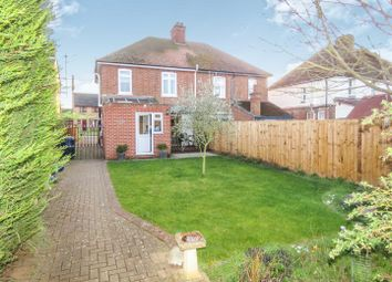 Thumbnail 3 bed semi-detached house for sale in Mill Hill Road, Eaton Ford, St. Neots