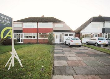 Thumbnail 3 bed semi-detached house for sale in Coniston Avenue, Ashton-In-Makerfield, Wigan, Lancashire
