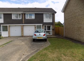 Thumbnail 3 bed end terrace house for sale in Butts Ash Gardens, Hythe