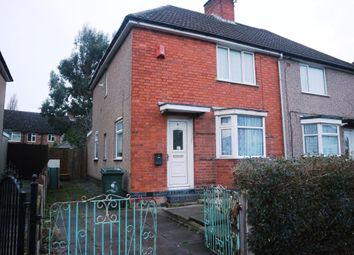 Thumbnail 2 bedroom semi-detached house for sale in 5 Common Way, Stoke Heath, Coventry