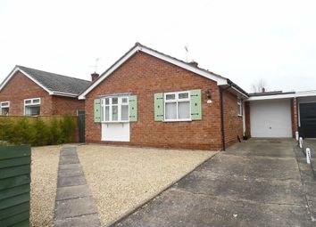 Thumbnail 2 bed detached bungalow for sale in Norfolk Road, Borras, Wrexham