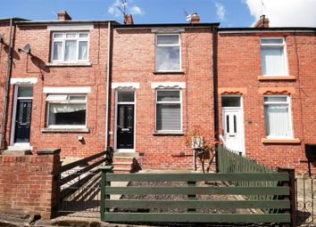 Thumbnail 2 bed terraced house for sale in Park View, Langley Moor, Durham