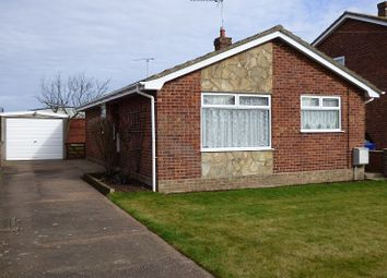Thumbnail 3 bedroom detached bungalow for sale in Brendon Close, Oulton Broad