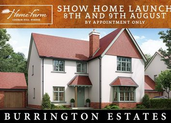 Thumbnail 5 bed detached house for sale in Plot 120 The Granary, Home Farm, Pinhoe