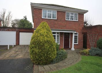 Thumbnail 4 bed detached house for sale in Vicarage Court, Egham