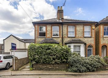 Thumbnail 3 bed semi-detached house for sale in Avenue Road, Kingston Upon Thames