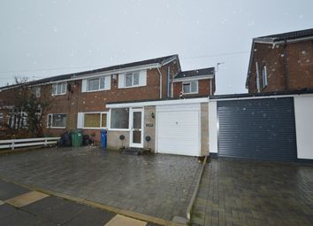 Thumbnail 4 bedroom semi-detached house to rent in Randale Drive, Bury