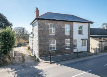 Thumbnail 4 bed detached house for sale in Piece, Carnkie, Redruth