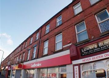Thumbnail 3 bed flat to rent in Poulton Road, Wallasey