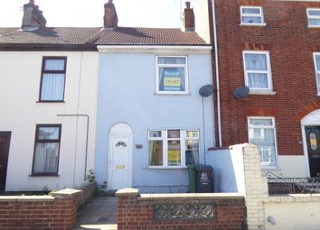 Thumbnail 2 bedroom terraced house to rent in Northgate Street, Great Yarmouth