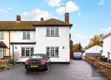 Thumbnail 4 bed semi-detached house for sale in Coopers Close, Chigwell