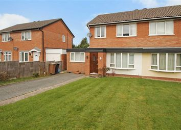 Thumbnail 3 bed semi-detached house for sale in Balmoral Crescent, Oswestry