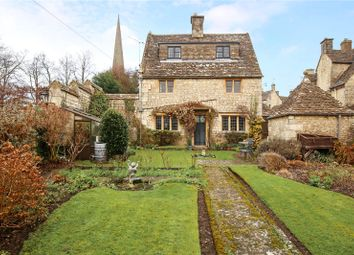 Thumbnail 3 bed semi-detached house for sale in Hale Lane, Painswick, Stroud, Gloucestershire