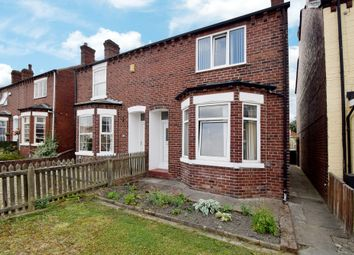 Thumbnail 3 bed semi-detached house for sale in Woodhouse Mount, Normanton