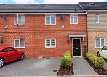 3 bed terraced house for sale in Hawthorn Way, Chigwell IG7
