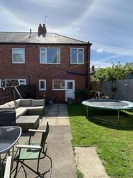 Thumbnail 2 bed end terrace house for sale in Stockwell Drive, Knaresborough, North Yorkshire
