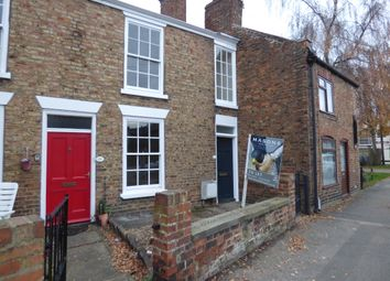Thumbnail 2 bed terraced house to rent in 117 Newmarket, Louth