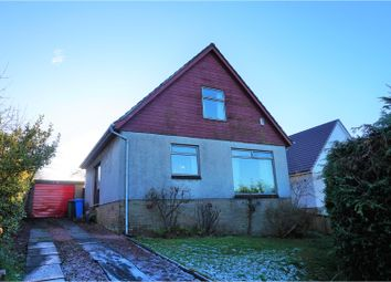 Thumbnail 3 bed detached house for sale in Hawthorn Bank, Dunfermline