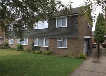 Thumbnail 2 bed flat for sale in Bunhill Close, Dunstable