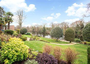 3 bed flat for sale in Broadwater Place, Weybridge, Surrey KT13