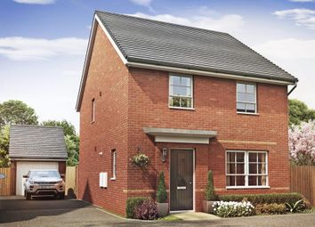 """Thumbnail 4 bed detached house for sale in """"Chester"""" at Lancaster Avenue, Watton, Thetford"""
