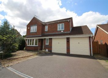 Thumbnail 4 bed detached house for sale in Nether Park Drive, Allestree, Derby