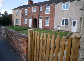 2 bed end terrace house to rent in South Street North, New Whittington, Chesterfield S43