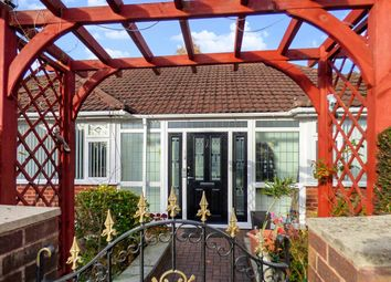 Thumbnail 3 bed detached bungalow for sale in Thornham Road, Sale, Cheshire